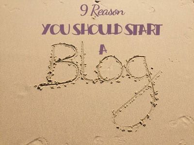 Thinking About Starting A Blog?