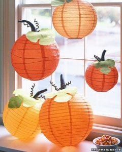 Fall Party Ideas Pumpkins for Fall Decorations