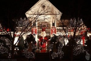 Incredible Christmas Lights Display at Dyker Heights Christmas Lights