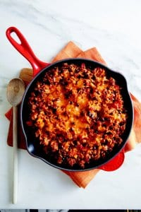 Mexican Skillet Casserole Recipes for Kids