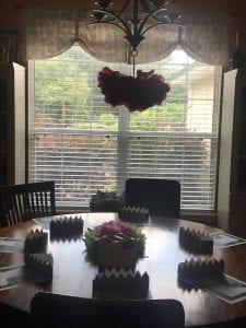 Wellie Wisher Birthday Celebration Table #2