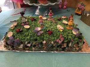 Wellie Wisher Birthday Party Cake