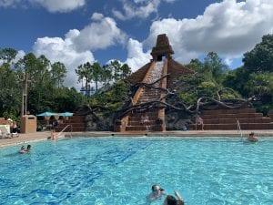Pool Coronado Springs