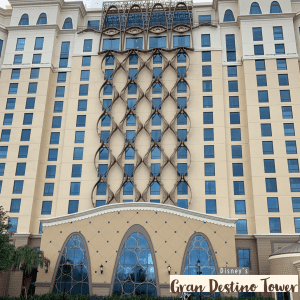 Disney's Gran Destino Tower at Coronado Springs Resort