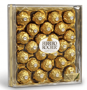 Fererro Rocher Chocolate