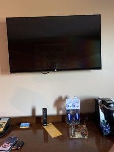TV in Parents Room