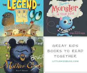 Great Kids Books To Read Together