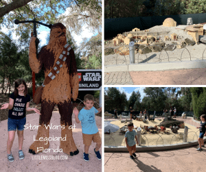 Star Wars at Legoland