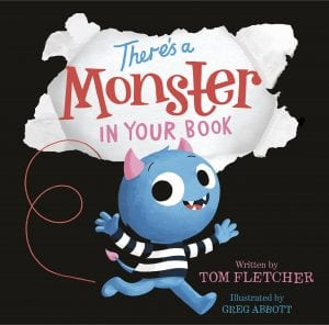Cover of There's a Monster in Your Book
