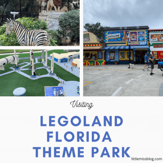 Visiting Legoland Florida Resort