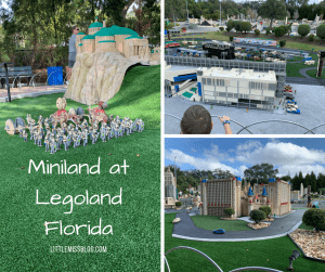 Mini Land at Legoland