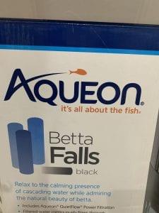 Aqueon Betta Falls Tank