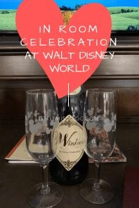 In-Room Celebration from Disney Floral and Gifts