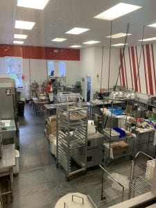 Candy Making Area