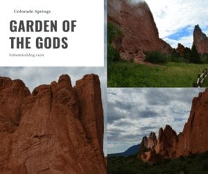 Visiting the Garden of the Gods