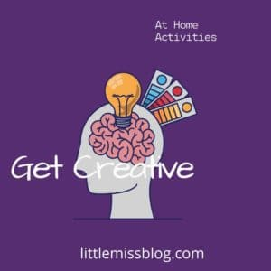 Get Creative at Home featured image