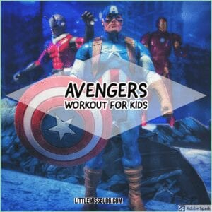 Avengers Workout for Kids