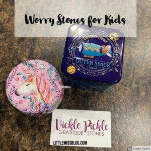 Worry Stones from Vickle Pickle