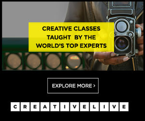 Creative Live Classes Taught By Experts