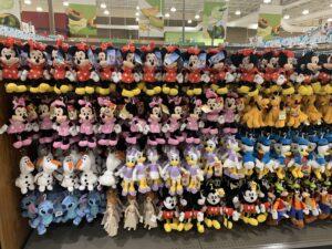 Disney Plush at Publix
