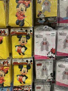 Disney Ponchos at Publix