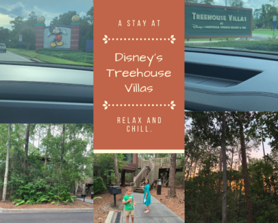 A Stay at Disney's Treehouse Villas at Saratoga Springs