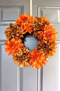 Easy-Fall-Wreath by 2beesinapod