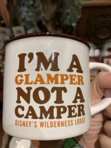 Wilderness Lodge Gift Shop Finds Glamper