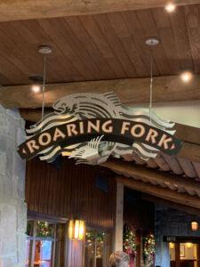 Roarking Fork at Wilderness Lodge