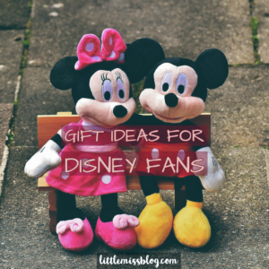 Gift Ideas for Disney Fans
