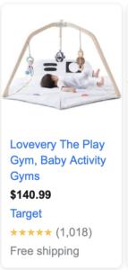 Lovevery Play Gym