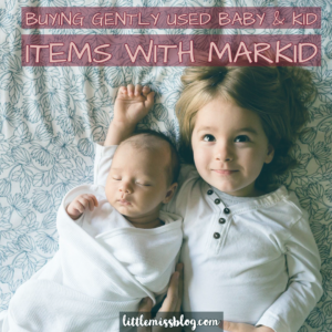 Buying Gently Used with Markid