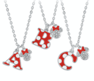 Disney Initial Necklace