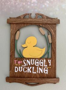 Disney Fans Christmas Gift Ideas Rapunzel Snuggly Duckling