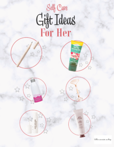 Self Care Gift Ideas for Her