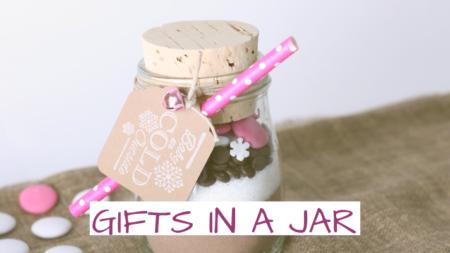 Pretty Gifts in a Jar