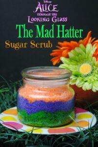 Mad Hatter Sugar Scrub