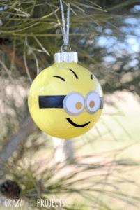 Minion Christmas Gift Kids can make
