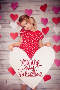 Valentines Picture Ideas - hearts